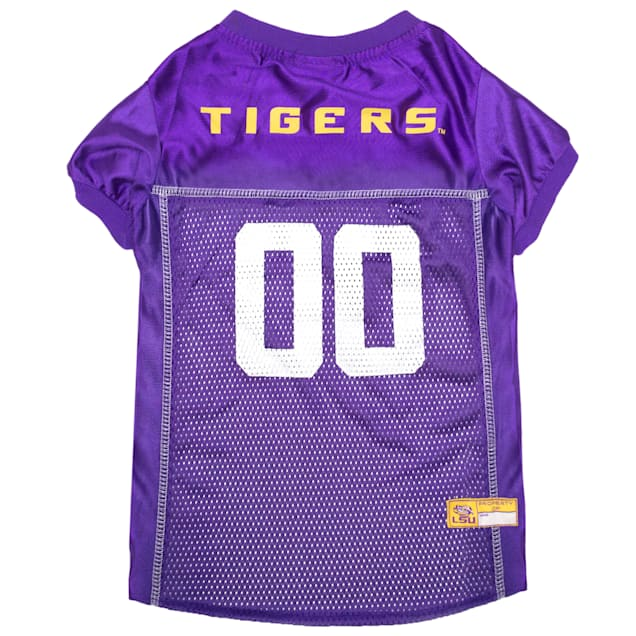 Pets First LSU Mesh Jersey for Dogs, XX-Large - Carousel image #1