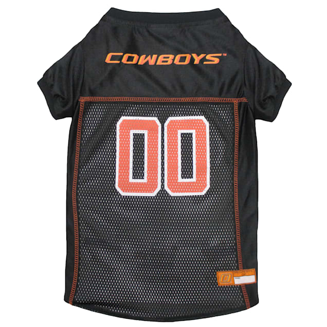 Pets First Oklahoma State Mesh Jersey for Dogs, XX-Large - Carousel image #1