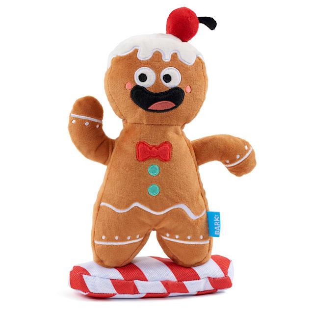 BARK Ginger-Shred Man Dog Toy, Medium - Carousel image #1
