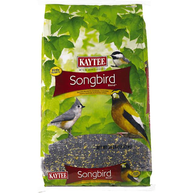 Kaytee Songbird Blend Wild Bird Food, 35 lbs. - Carousel image #1