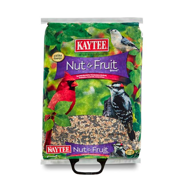 Kaytee Nut And Fruit Blend Wild Bird Food, 20 lbs. - Carousel image #1