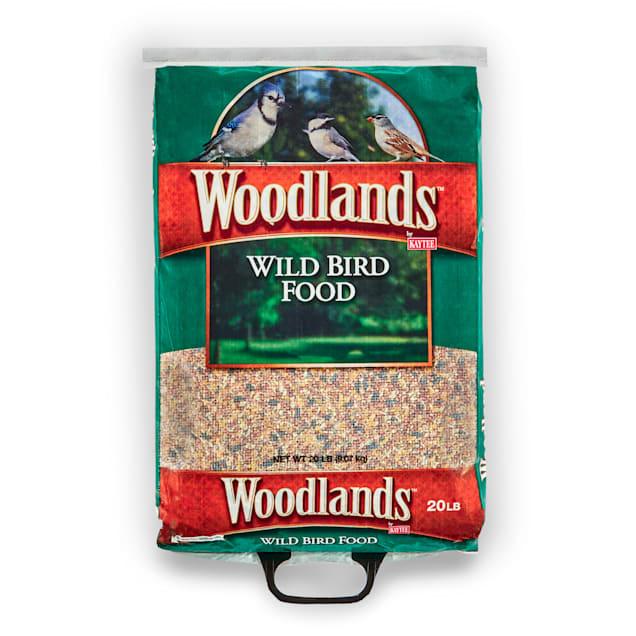 Kaytee Woodlands Wild Bird Food, 20 lbs. - Carousel image #1