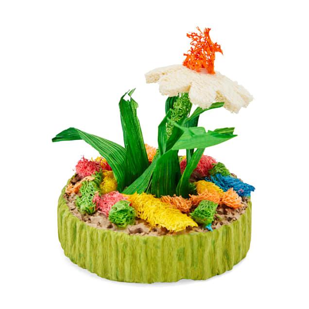 You & Me Small Animal Loofa Bloom Chew - Carousel image #1
