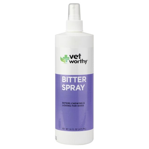 Vet Worthy Bitter Spray for Pets, 16 fl. oz. - Carousel image #1