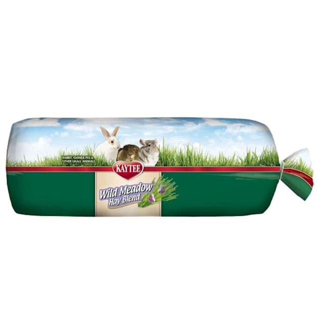 Kaytee Wild Meadow Hay Blend for Small Animals, 24 oz. - Carousel image #1