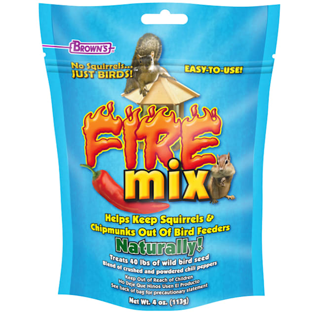 FM Browns No Squirrels Just Birds! Fire Mix Dry Food, 4 oz. - Carousel image #1