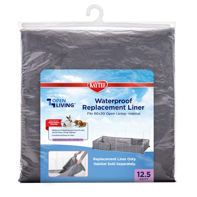 Kaytee Open Living Replacement Liner, Large - Carousel image #1