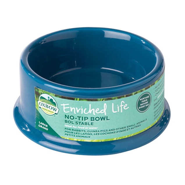 Oxbow Enriched Life No Tip Food Bowl, Large - Carousel image #1