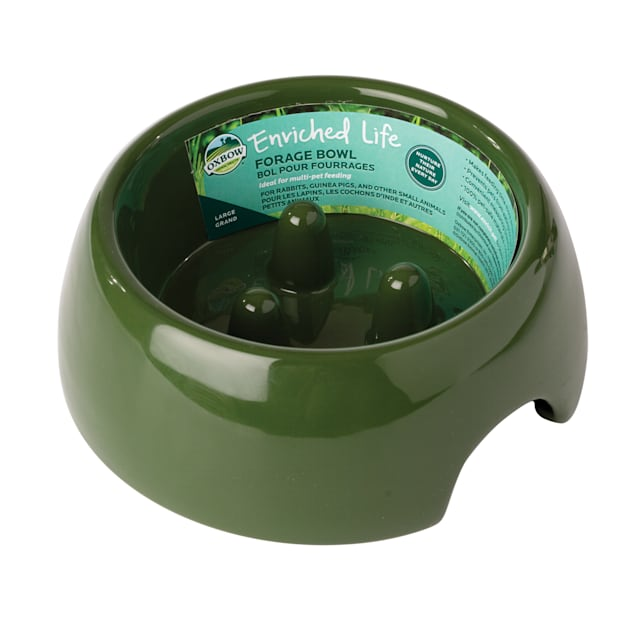 Oxbow Enriched Life Forage Bowl, Large - Carousel image #1