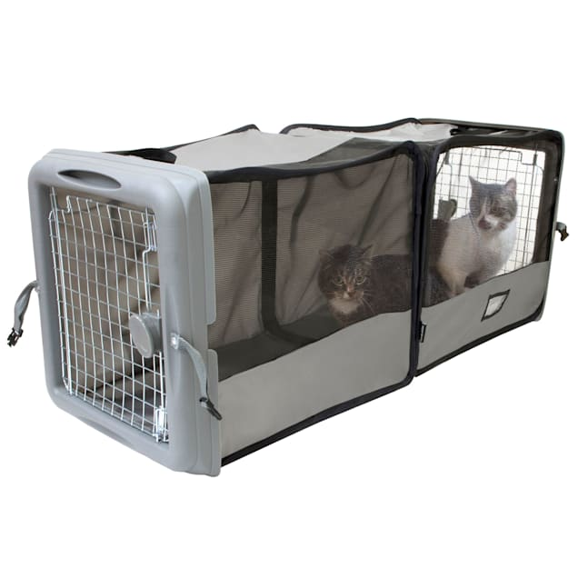 Kitty City Car Seat Pet Crate for Cats - Carousel image #1