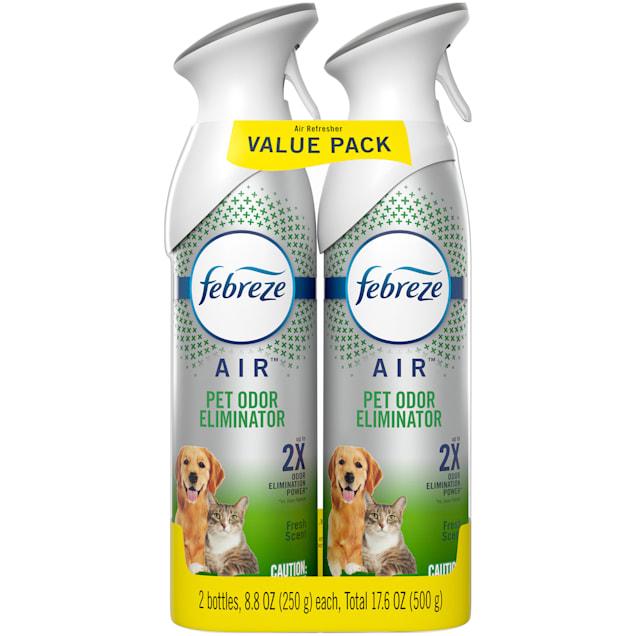 Febreze Pet Odor Eliminating Spray, 8.8 fl. oz., Pack of 2 - Carousel image #1