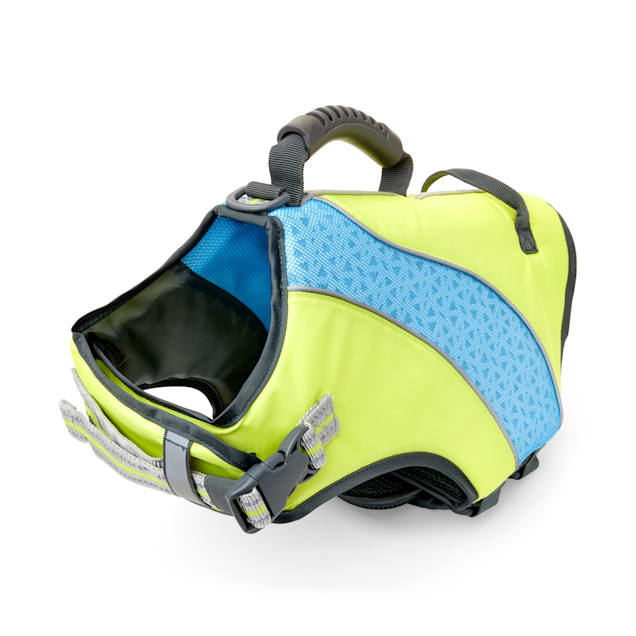 YOULY The Beach Bum Ultimate Dog Flotation Vest, X-Small - Carousel image #1