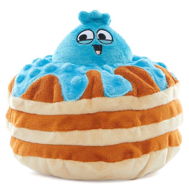 BARK Chewberry Pancakes Dog Toy, Small - Carousel image #1