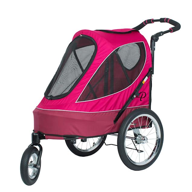 Petique Berry All Terrain Jogger Pet Stroller - Carousel image #1