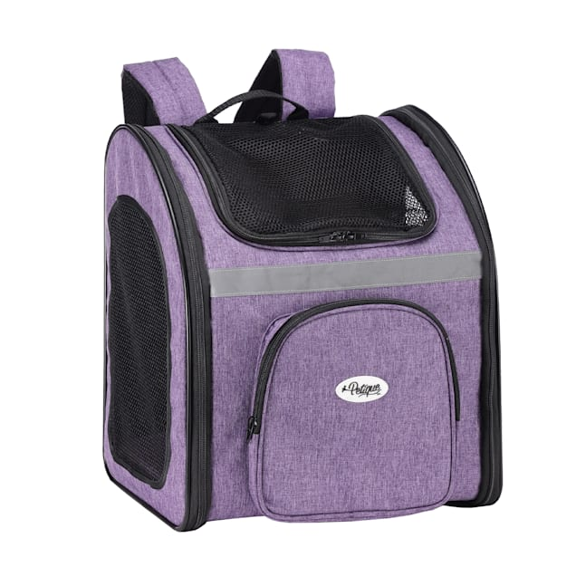 Petique The Backpacker Orchid Pet Carrier, Medium - Carousel image #1
