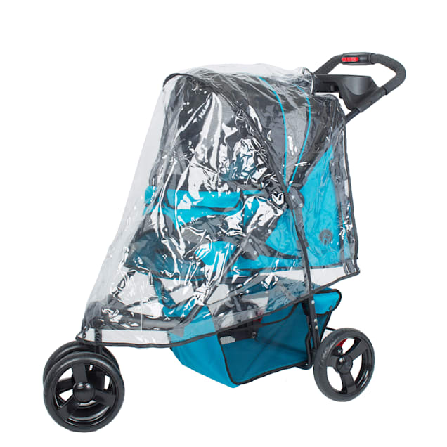 Petique PVC Rain Cover for Pet Stroller - Carousel image #1