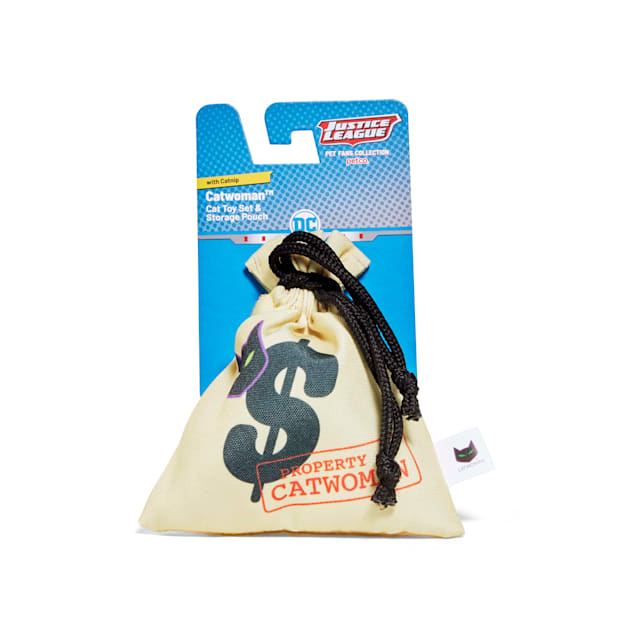 DC Comics Catwoman Cat Toys, Pack of 4 - Carousel image #1