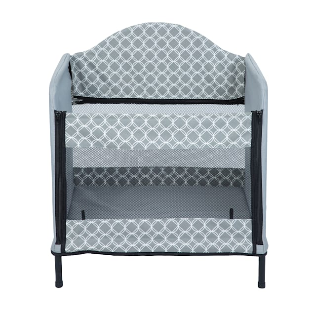 """Petique Comfort Zone In I Heart You Pet Bed, 17"""" L X 13"""" W - Carousel image #1"""