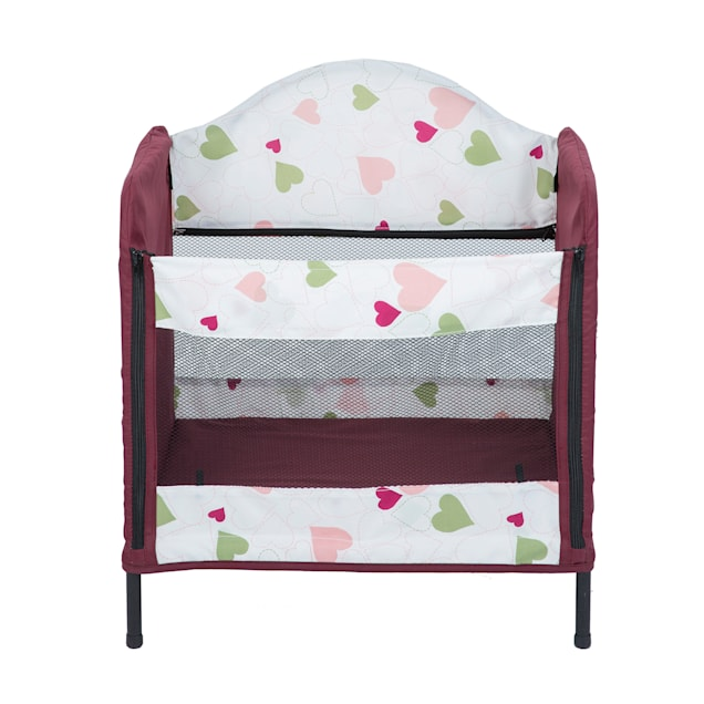 "Petique Comfort Zone In Truffles Pet Bed, 17"" L X 13"" W - Carousel image #1"