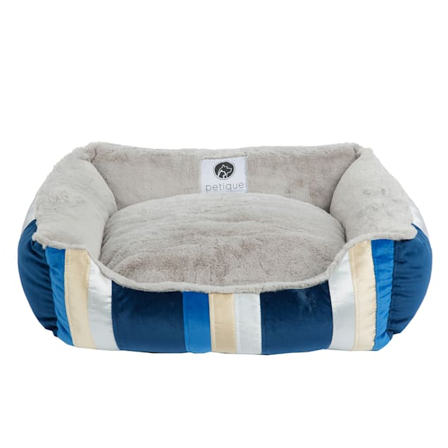 """Petique Golden Waves Pet Bed, 23"""" L X 21"""" W - Carousel image #1"""