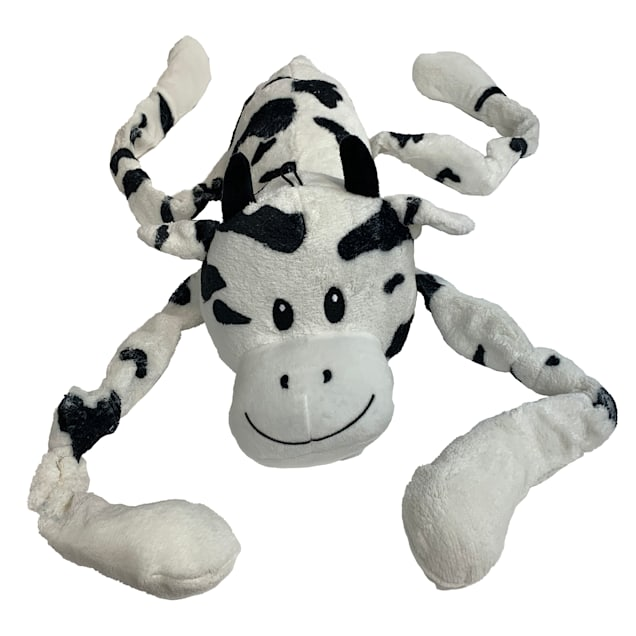Multipet Cow Knots So Soft Plush Dog Toy, X-Large - Carousel image #1
