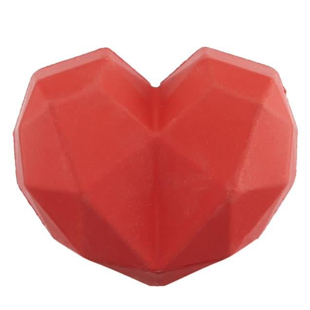 BARK Chew Love Heart Dog Toy, Small - Carousel image #1