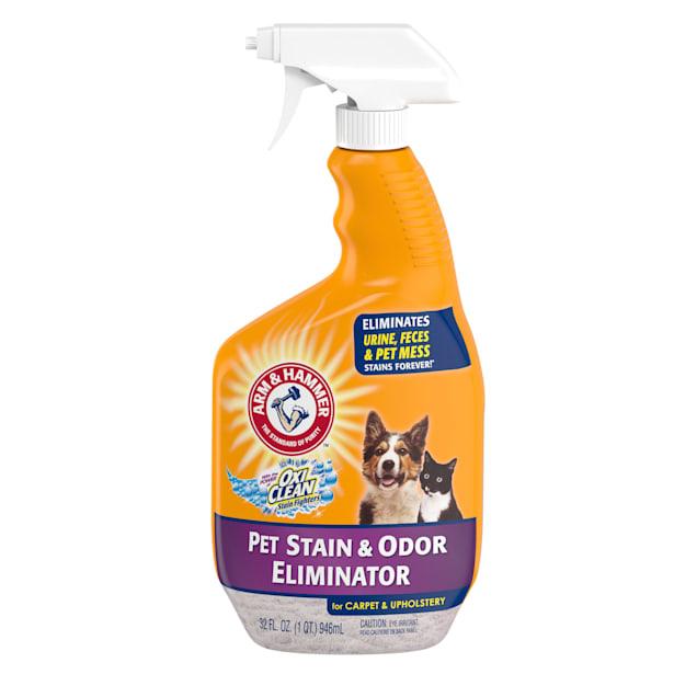 Arm & Hammer Home Care Pet Stain Odor Eliminator, 32 fl. oz. - Carousel image #1