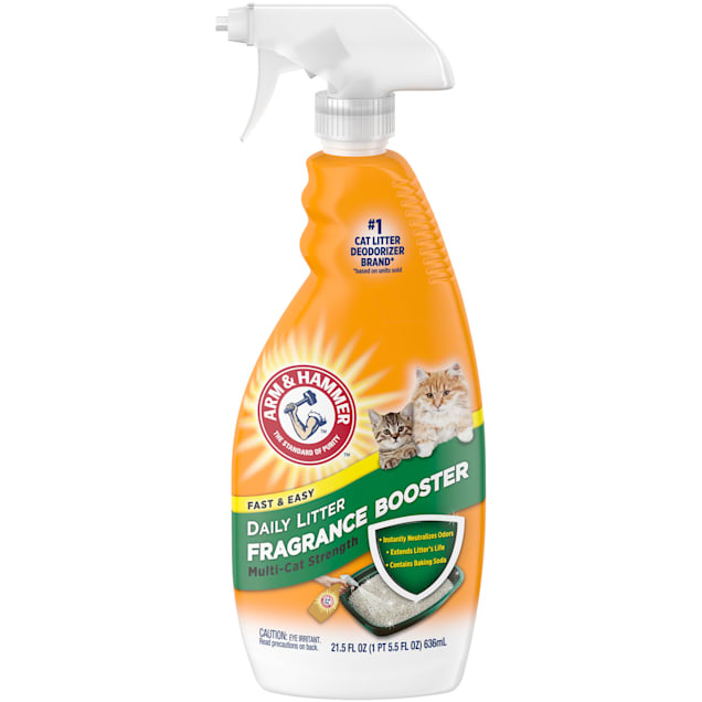 Arm & Hammer Daily Litter Fragrance Booster for Cats, 21.5 fl. oz. - Carousel image #1