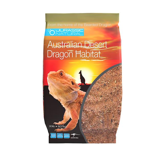 Jurassic Natural Australian Desert Dragon Habitat, 20 lbs. - Carousel image #1