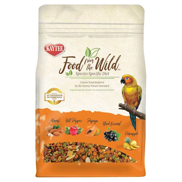 Kaytee Food From the Wild for Conure, 2.5 lbs. - Carousel image #1
