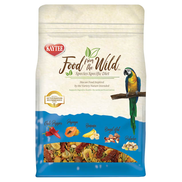 Kaytee Food From the Wild for Macaw, 2.5 lbs. - Carousel image #1