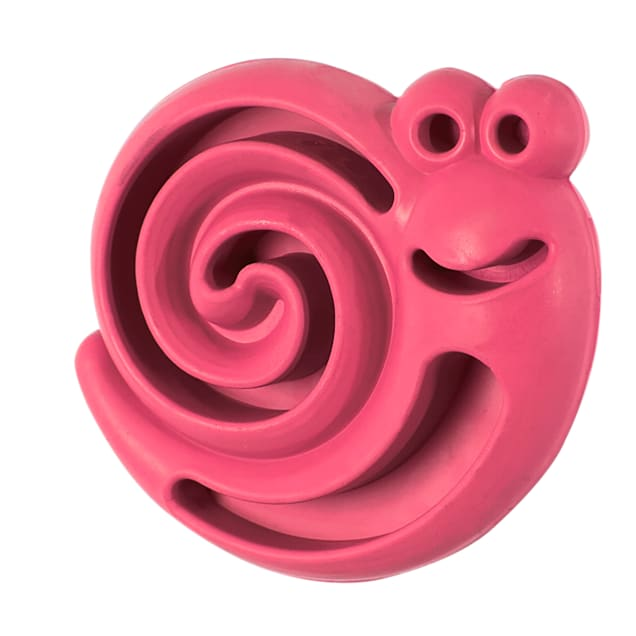 Hero Pink Sammy The Snail Puppy Toy, Small - Carousel image #1