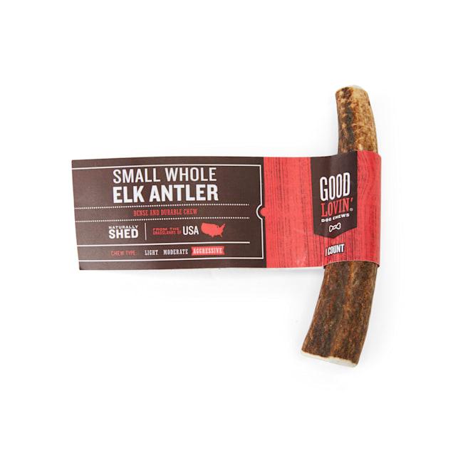 Good Lovin' Whole Elk Antler Dog Chew - Carousel image #1