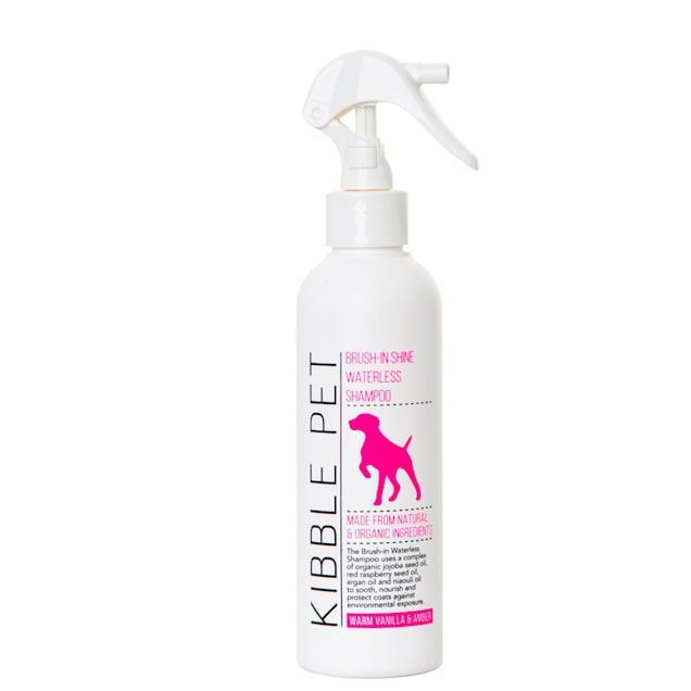 Kibble Pet Waterless Warm Vanilla Amber Dog Shampoo, 7.1 fl. oz. - Carousel image #1