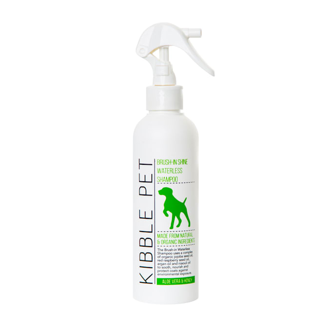Kibble Pet Waterless Aloe Vera Honey Dog Shampoo, 7.1 fl. oz. - Carousel image #1