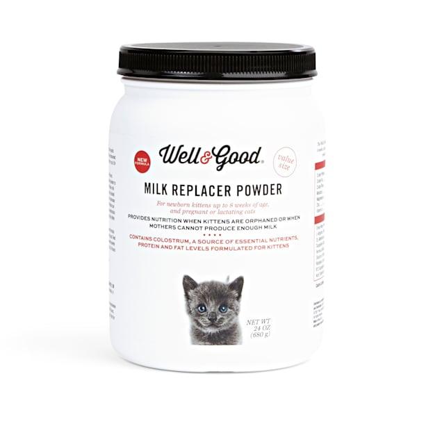 Well & Good Kitten Milk Replacer Powder, 24 oz. - Carousel image #1