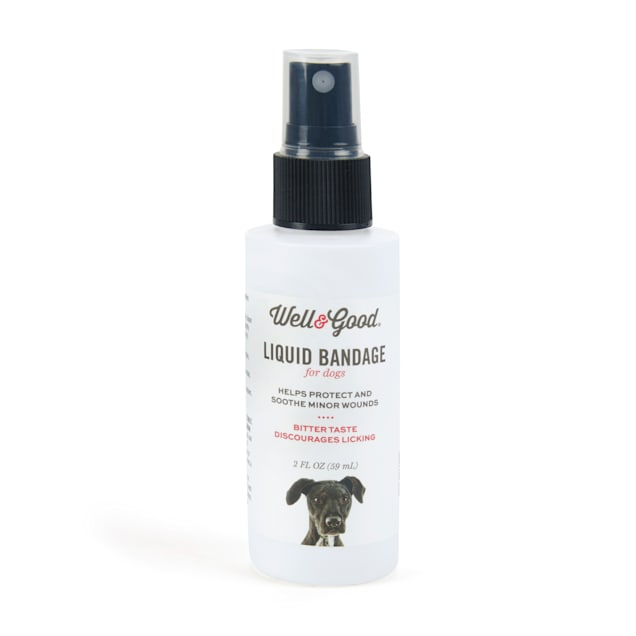 Well & Good Liquid Bandage for Dogs, 2 fl. oz. - Carousel image #1