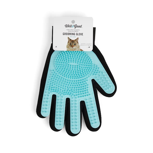 Well & Good Grooming Glove for Cats - Carousel image #1