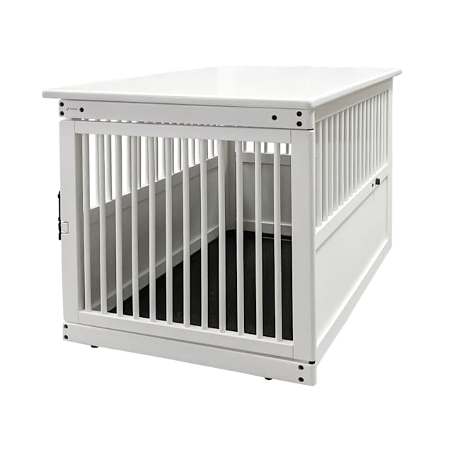 """Richell Wooden End Table Dog Crate, 41.5"""" L X 29.9"""" W X 29.5"""" H - Carousel image #1"""