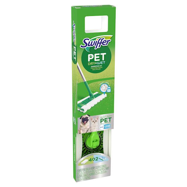 Swiffer Sweeper Heavy Duty Pet Dry + Wet Sweeping Kit - Carousel image #1