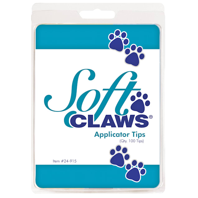 Soft Claws Applicator Tips Refill, Pack of 100 - Carousel image #1