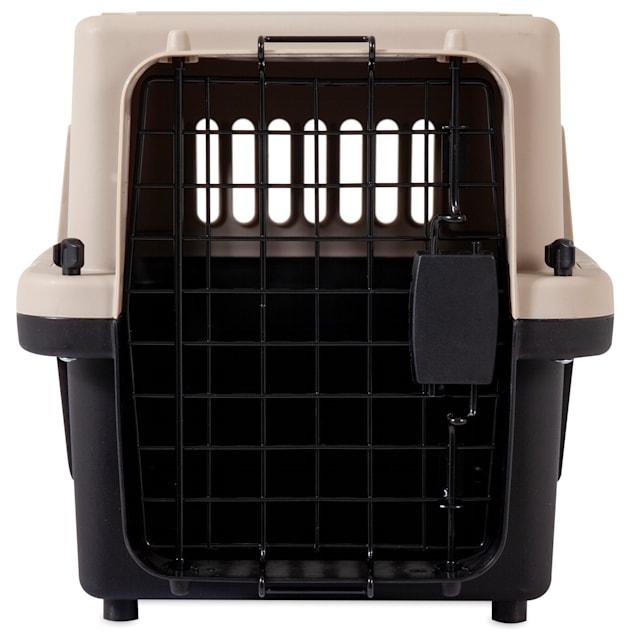 "Precision Pet 100 Cargo Dog Kennel, 19.69"" L X 13.4"" W X 12.99"" H - Carousel image #1"