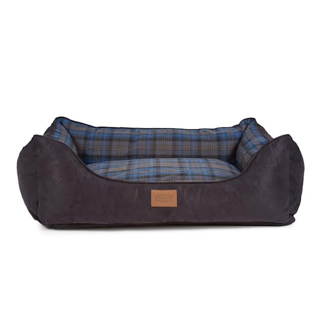 """Pendleton Crescent Lake Plaid Kuddler Dog Bed, 24"""" L X 30"""" W - Carousel image #1"""