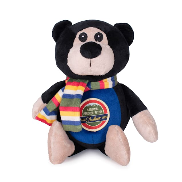 Pendleton Pet Pal Bear Dog Toy, Small - Carousel image #1
