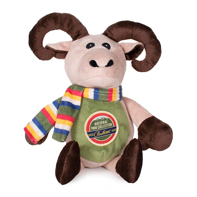 Pendleton Pet Pal Long Horn Sheep Dog Toy, Small - Carousel image #1