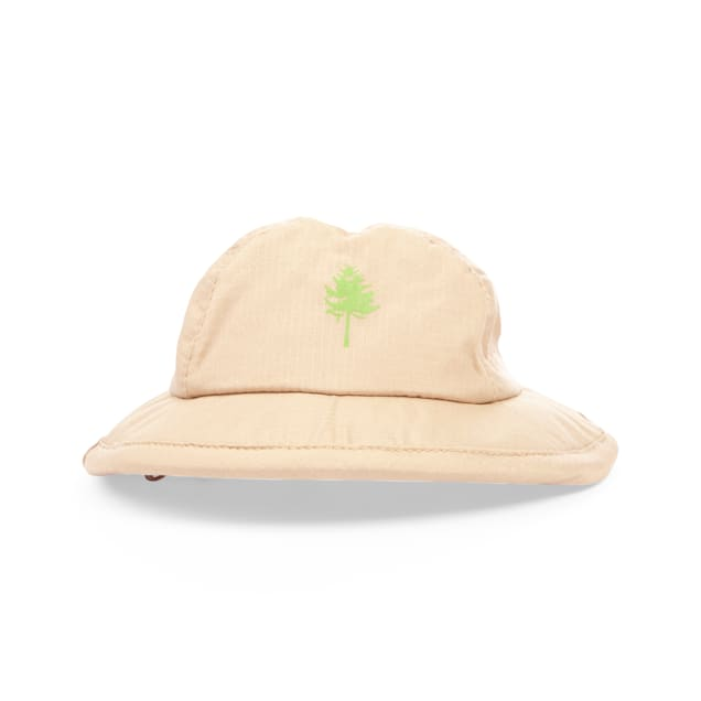 YOULY Started As A Bottle Recycled & Reinvented Tan Patrol Hat for Small Animals - Carousel image #1