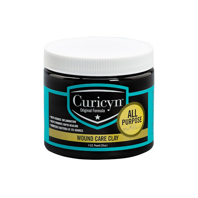 Curicyn Wound Care Clay, 16 oz. - Carousel image #1