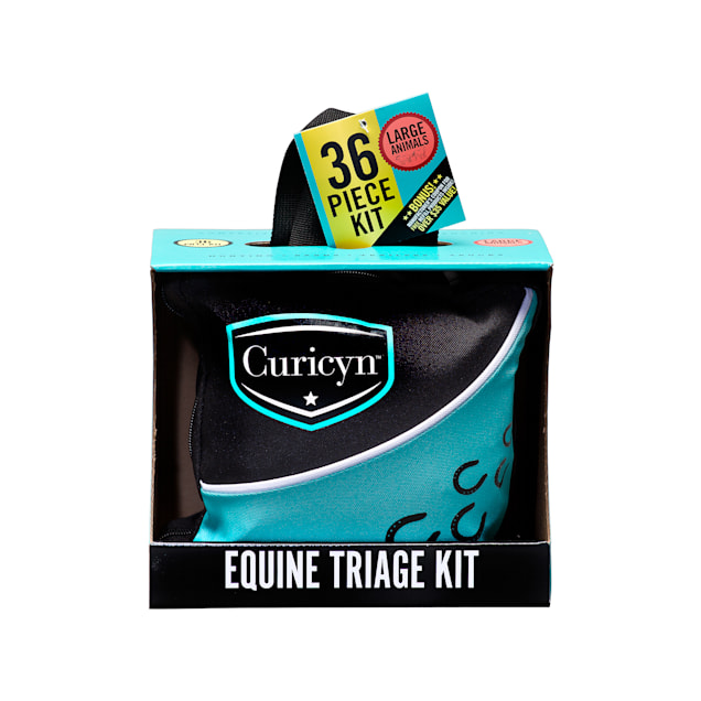 Curicyn Equine Triage Kit, Pack of 36 - Carousel image #1