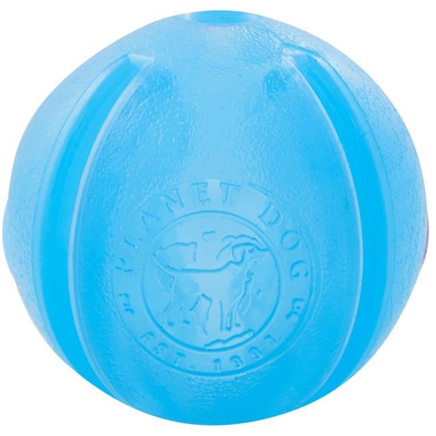 Planet Dog Orbee-Tuff Blue Guru Interactive Puzzle Dog Toy - Carousel image #1