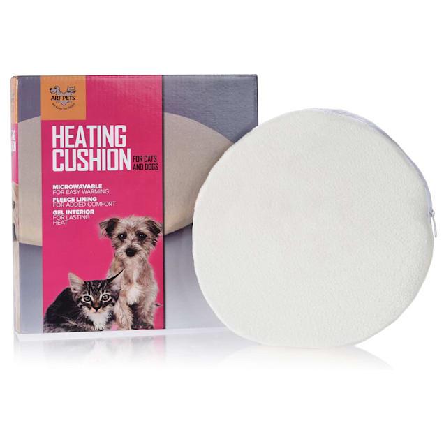"Arf Pets Microwavable Pet Heating Pad, 8"" L X 8"" W X 1"" H - Carousel image #1"